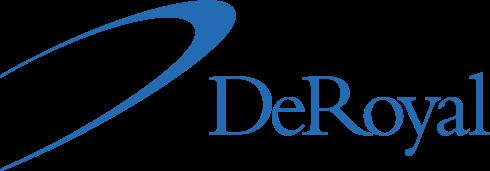 Deroyal logo