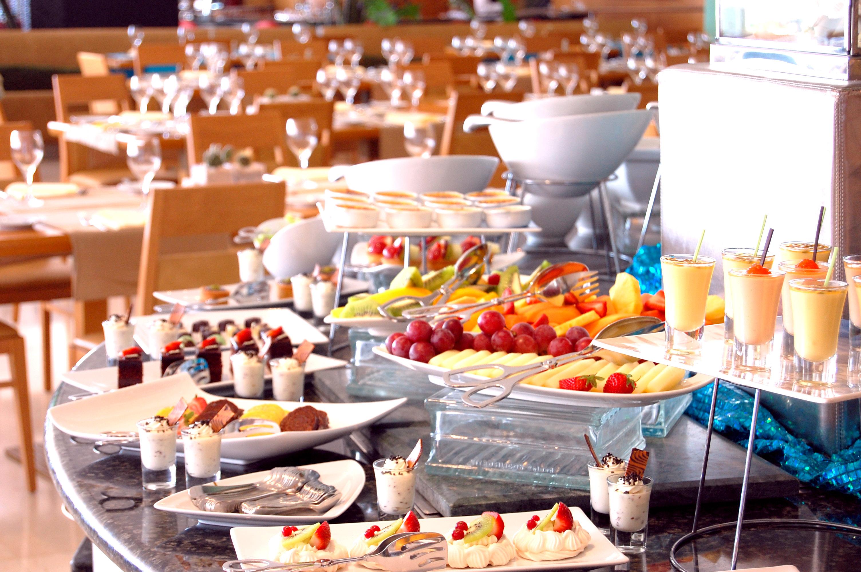 Buffet Oasis 1