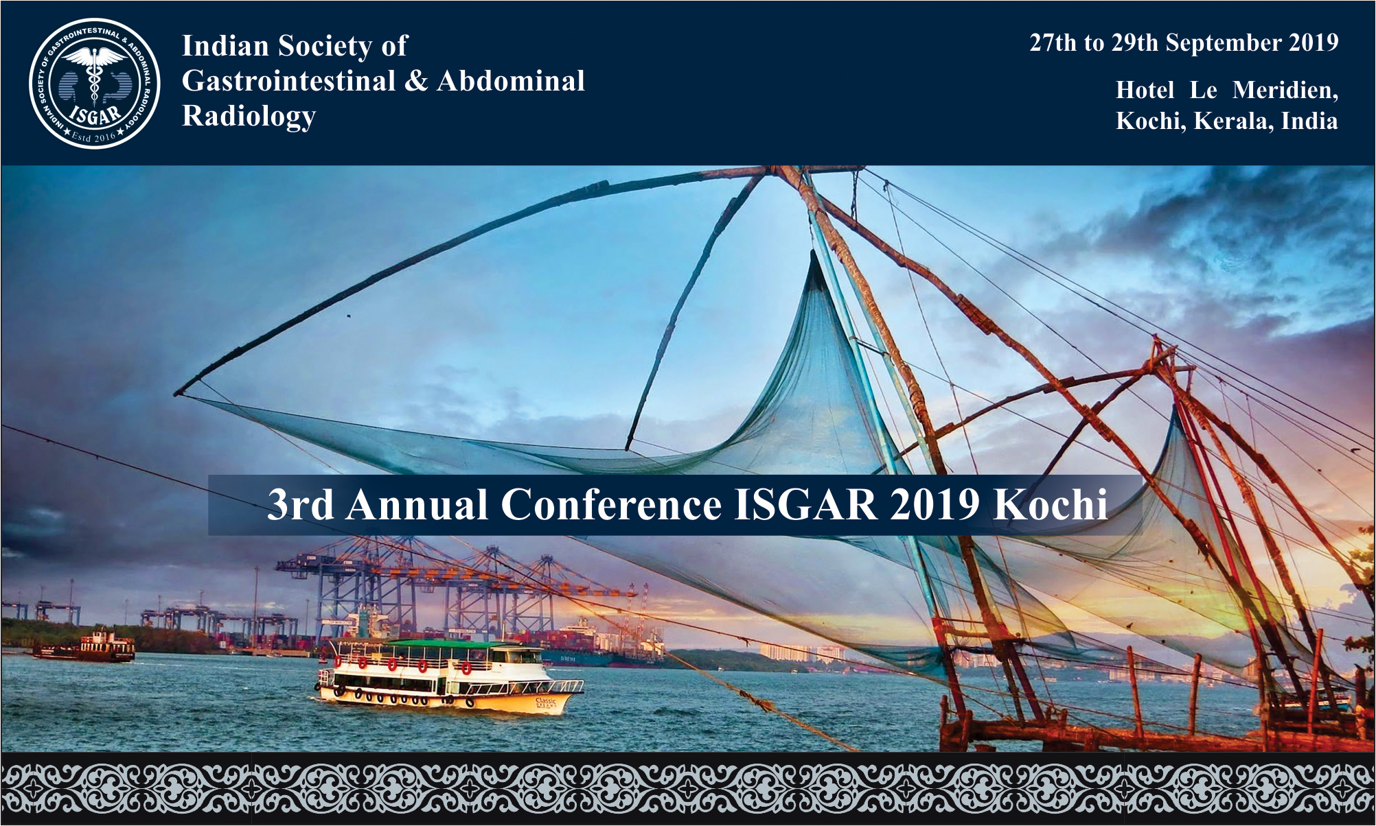 ISGAR 3rd Annual Conference