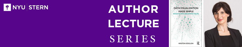 Author Lecture Series with Kristen Sosulski