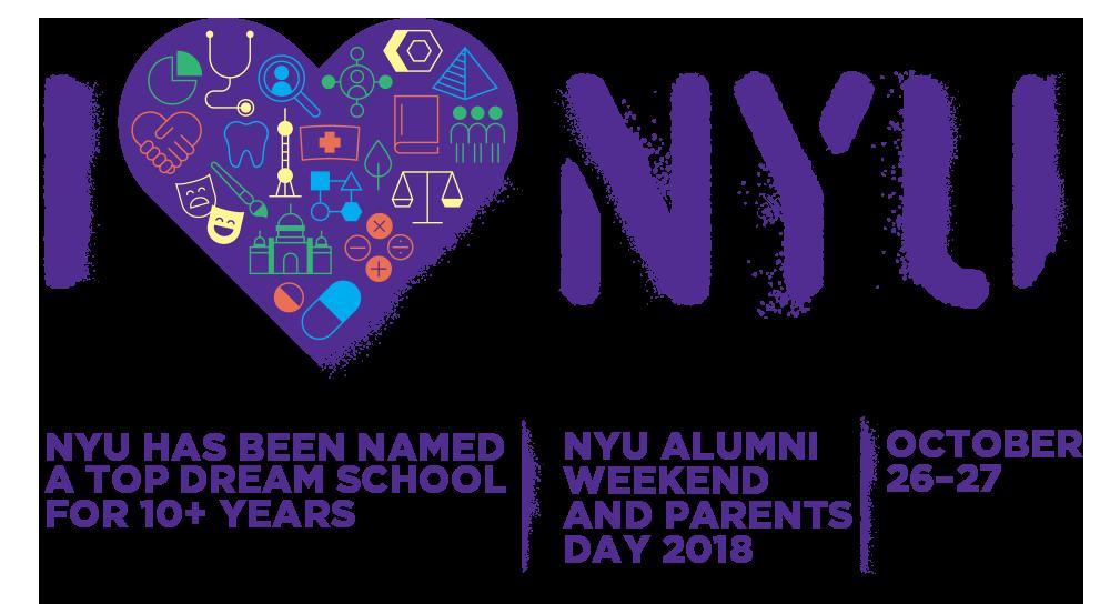 NYU Alumni Weekend & Parent's Day 2018