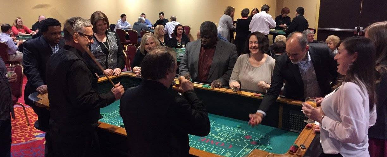 NJ CU Foundation Casino Night