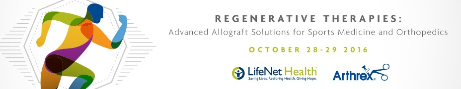 4th Annual LifeNet Health Institute of Regenerative Medicine Symposium