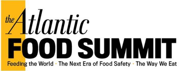 The Atlantic's Food Summit