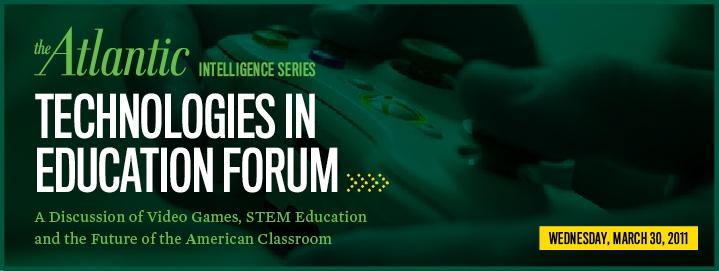 Technologies in Education Forum