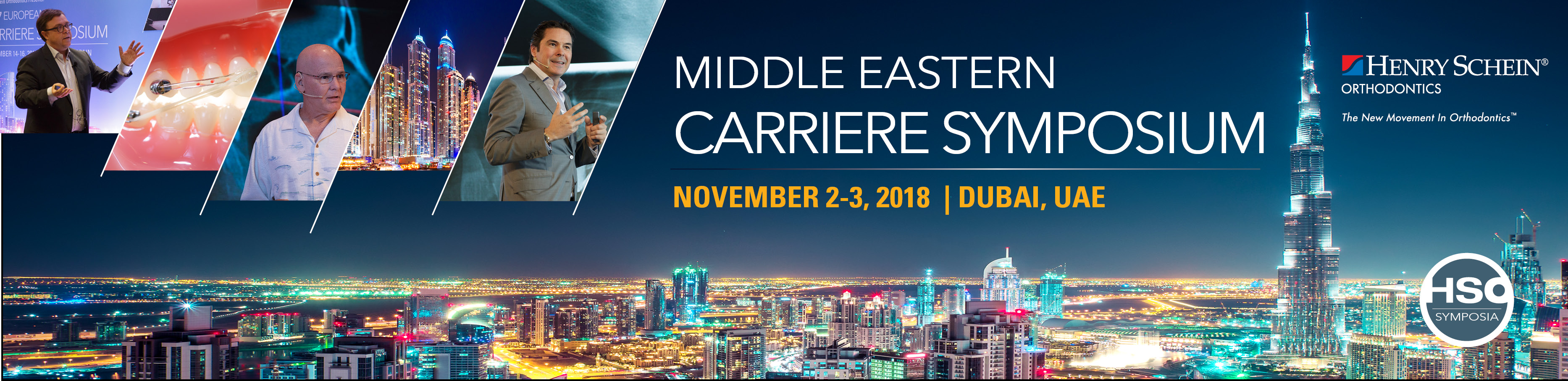 Middle Eastern Carriere Symposium