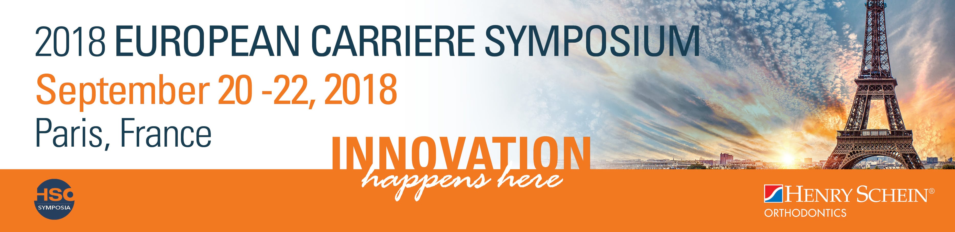 2018 European Carriere Symposium