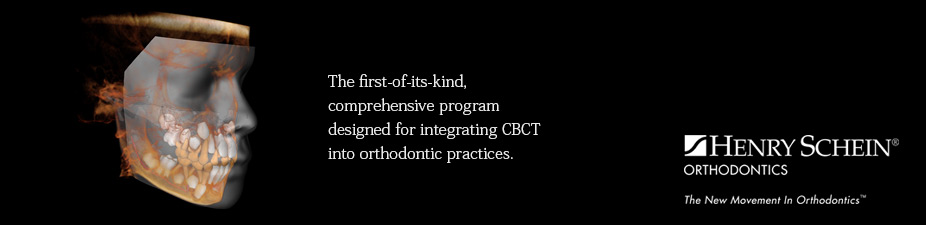 CBCT in Orthodontics™