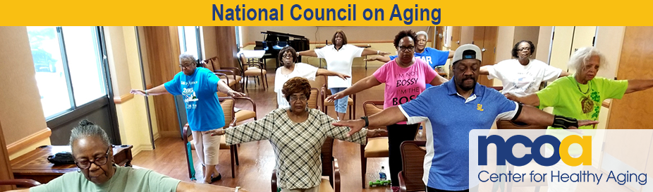 NCOA Center for Healthy Aging Annual Meeting