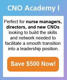 CNO Academy I