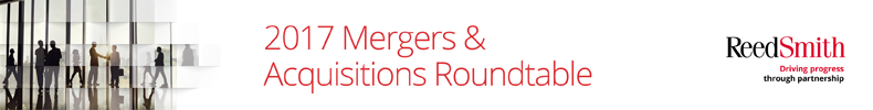 2017 Mergers & Acquisitions Roundtable
