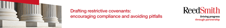 Drafting restrictive covenants: encouraging compliance and avoiding pitfalls
