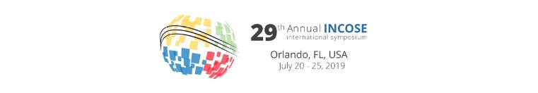 INCOSE International Symposium 2019