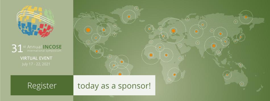 31st Annual INCOSE International Symposium (Virtual Event) - Sponsorship