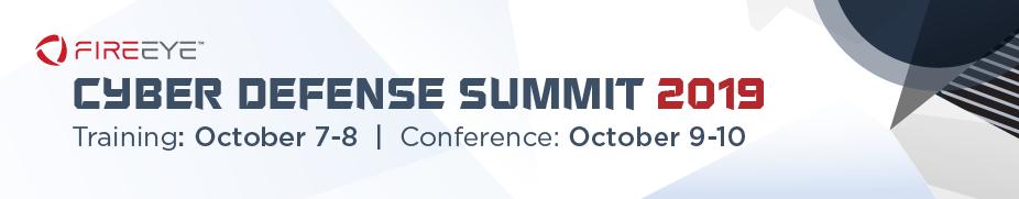 2019 FireEye Cyber Defense Summit