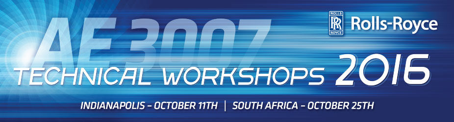 AE 3007A Technical Workshops