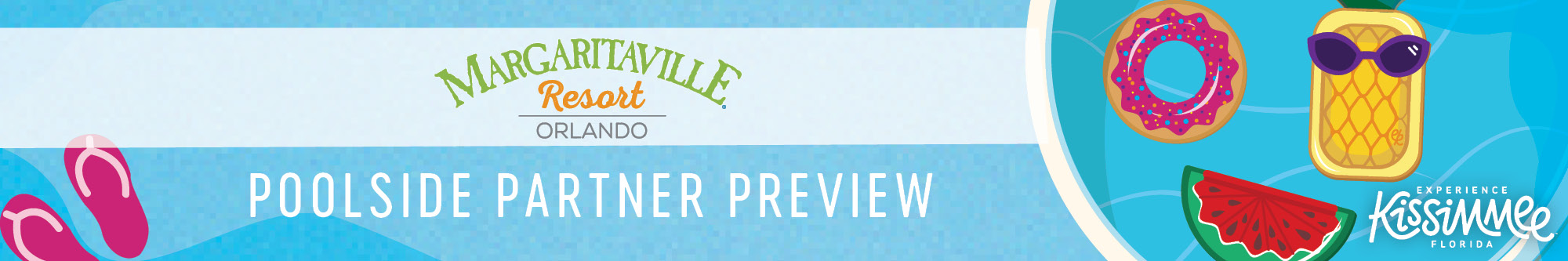 Exclusive Poolside Preview at Margaritaville