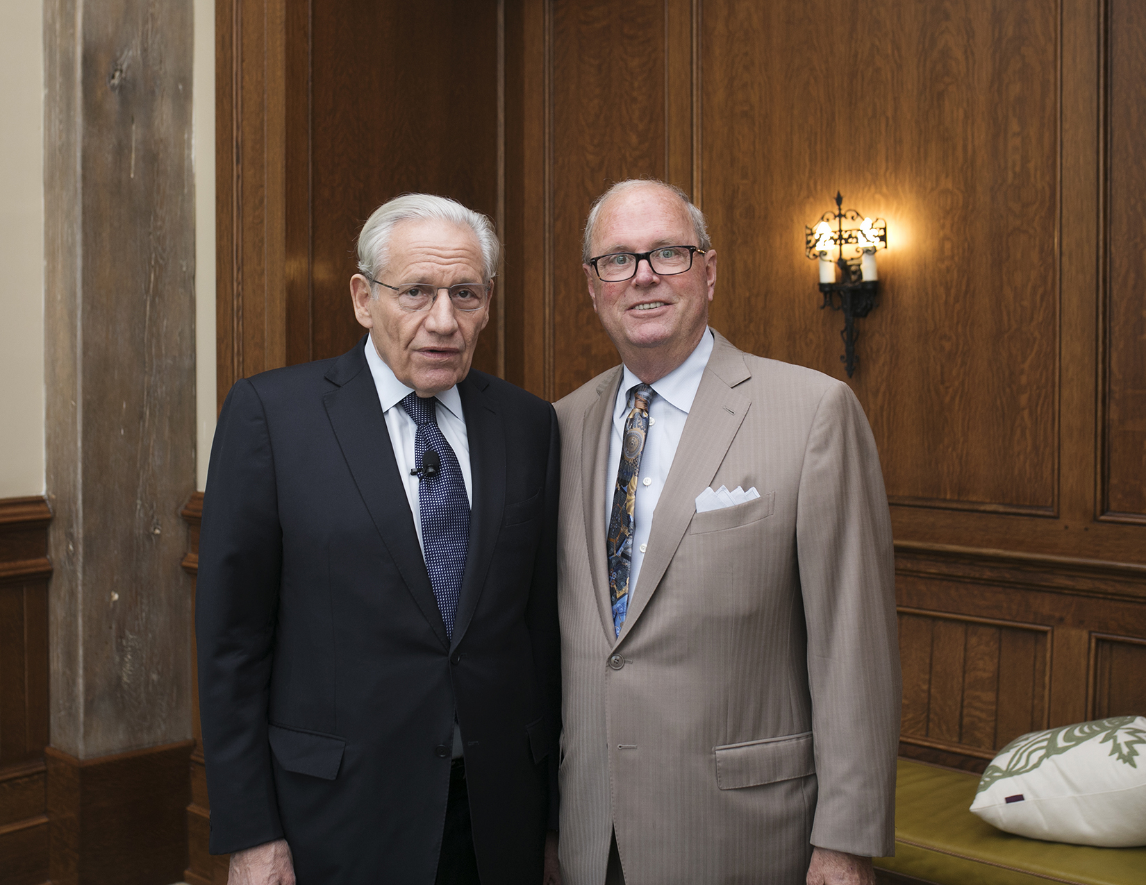 monty and bob woodward