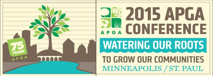 2015 APGA Annual Conference