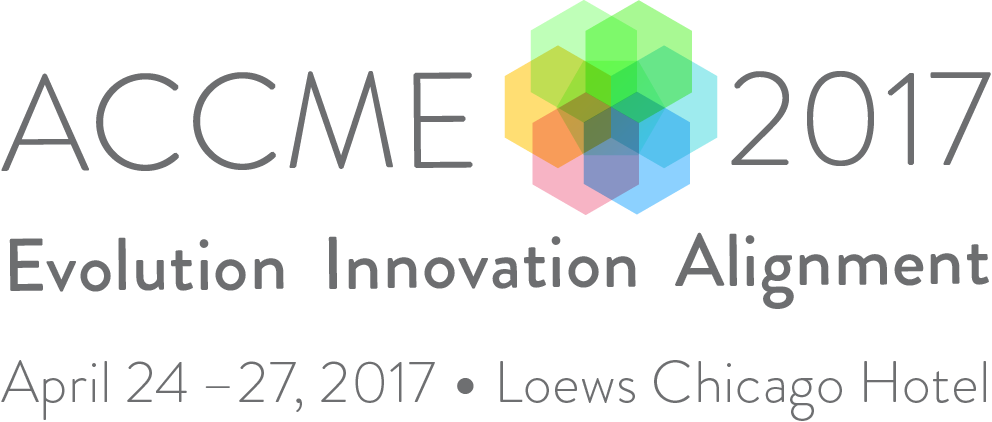 ACCME 2017 Meeting: Evolution, Innovation, and Alignment