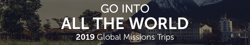 Mission Trips 2019