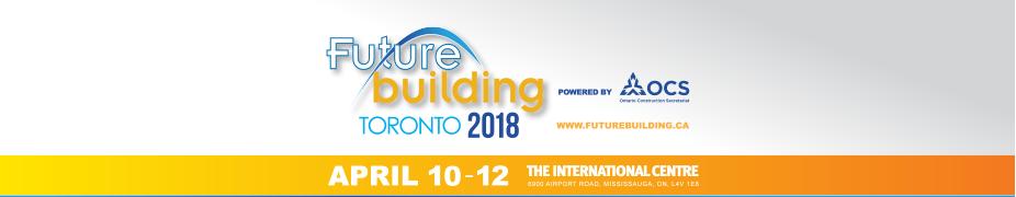Future Building - Toronto 2018