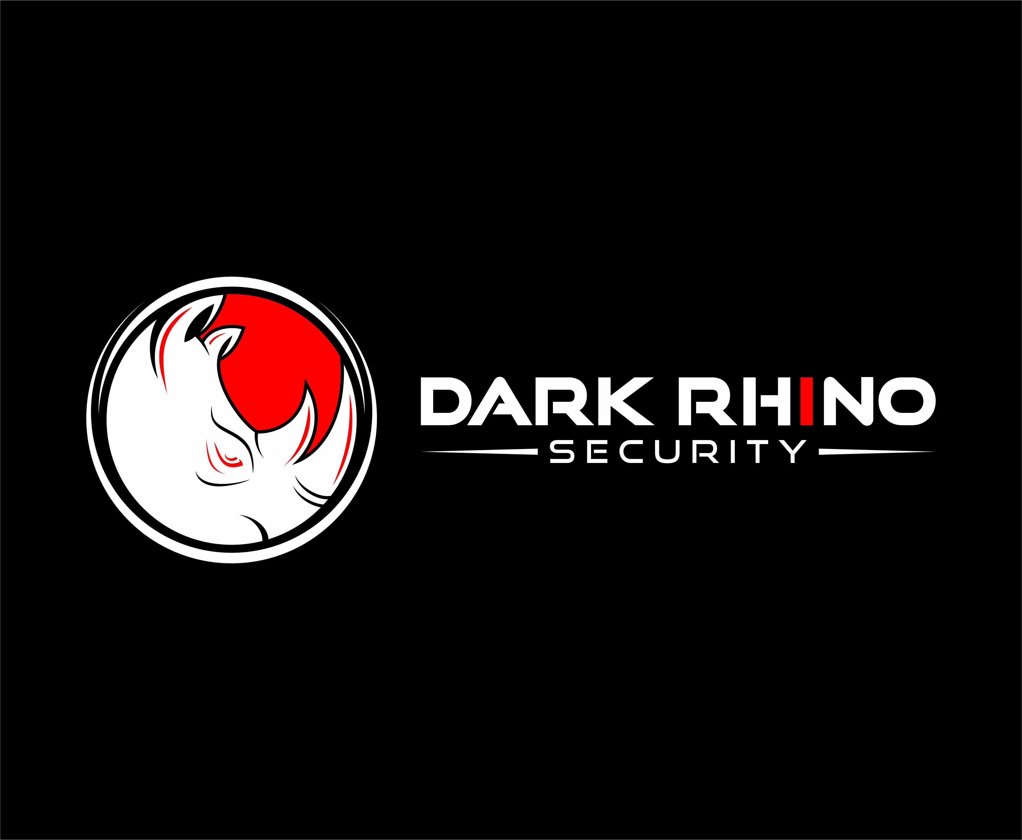 H) DARK RHINO SECURITY LOGO PNG FORMAT