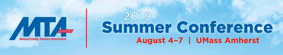2019 MTA Summer Conference
