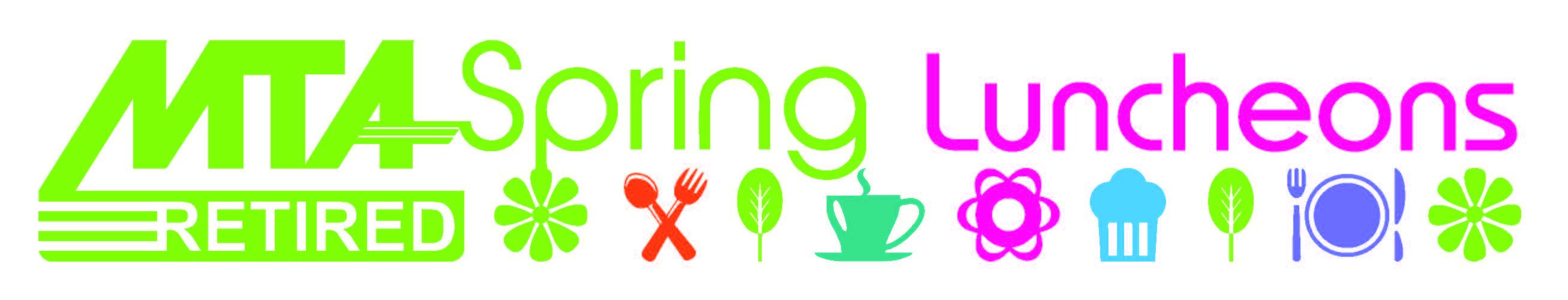 2018  MTA Retired Spring Luncheons