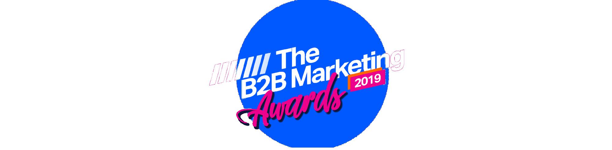 The B2B Marketing Awards 2019