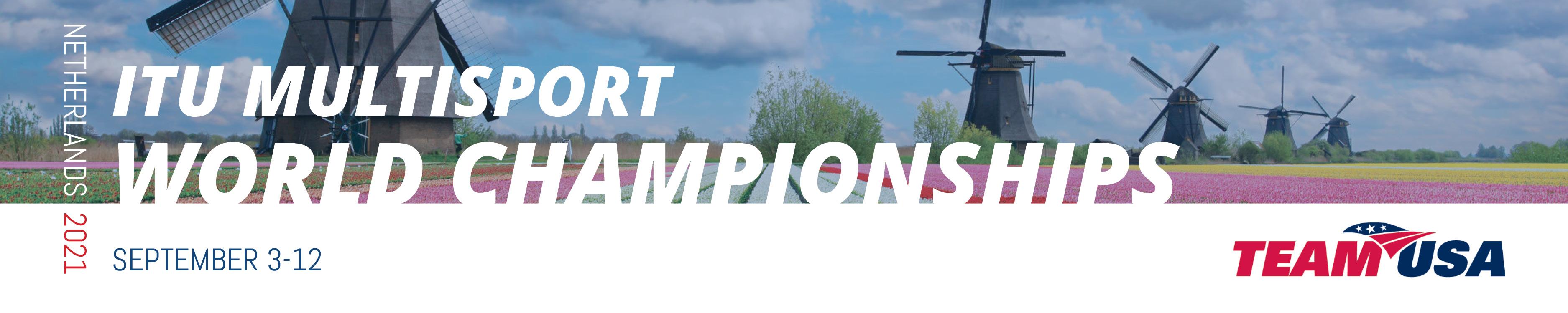 Almere 2021 ITU Multisport World Championships