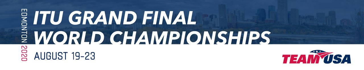 Edmonton 2020 ITU Grand Final World Championships