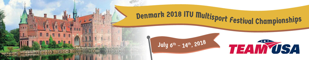 Denmark 2018 ITU Multisport Festival