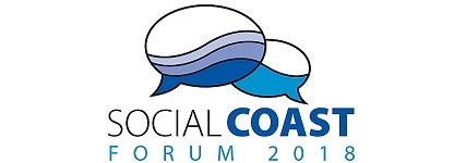 Sponsorship for the 2018 Social Coast Forum