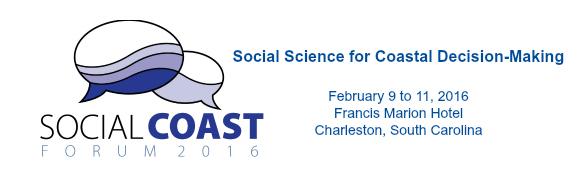 2016 Social Coast Forum
