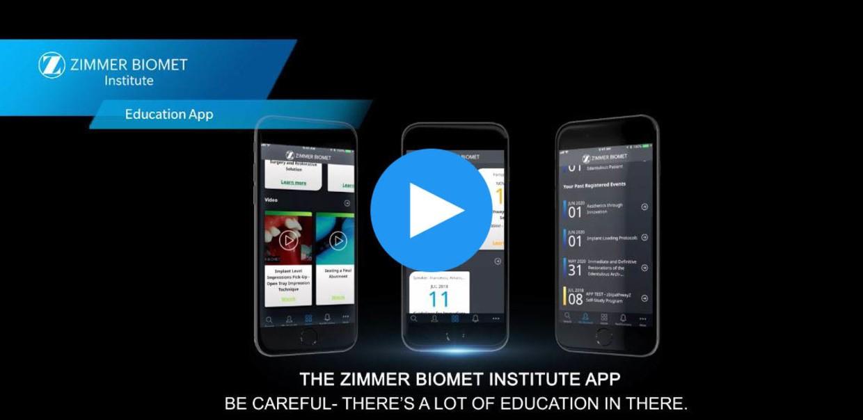 Dental Education App (Video)