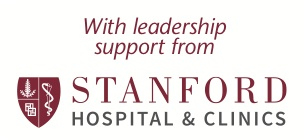 Leadership Support by Stanford Hospital & Clinics