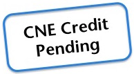 CNE Credit pending (left tilt 2)