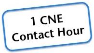 1 CNE Contact Hour