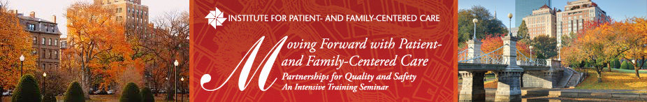IPFCC Intensive Training Seminar—Cambridge, Massachusetts, Nov 3-6, 2014