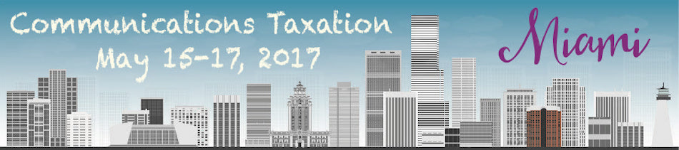 Communications Taxation 2017