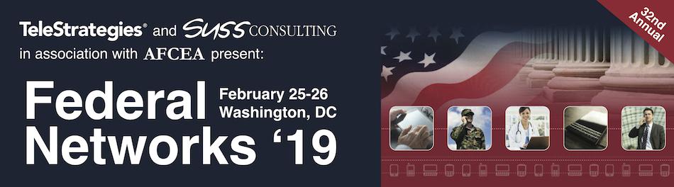 Federal Networks 2019 (Feb 25-26, 2019)