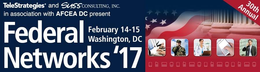 Federal Networks 2017 (Feb 14-15, 2017)
