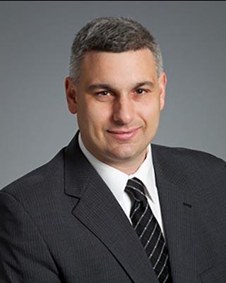 Photo of Ian Stringer