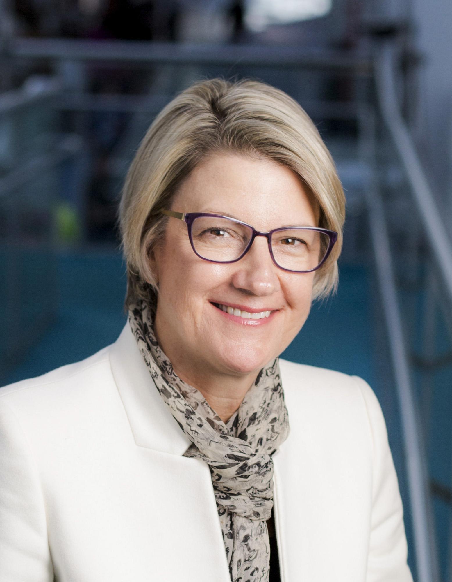 Elizabeth Koff, Secretary NSW Health