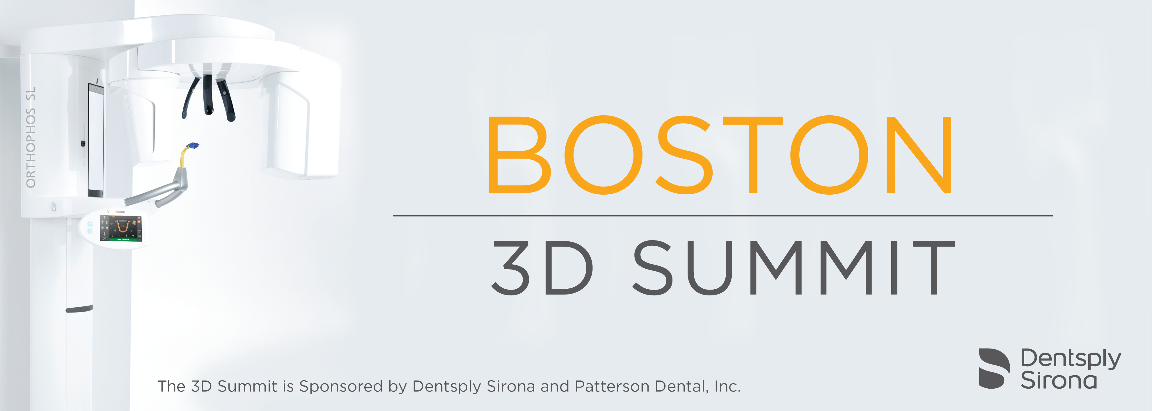 Boston 3D Summit