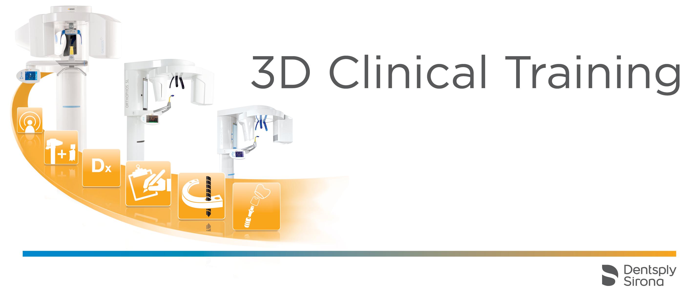 2017 Dentsply Sirona 3D Clinical Training