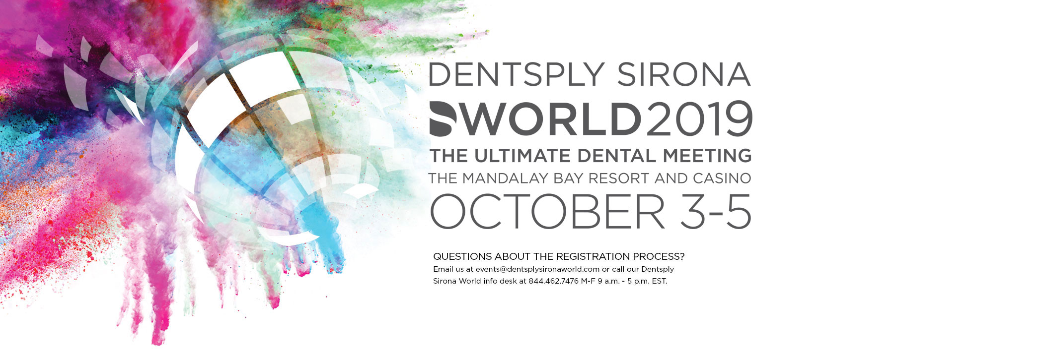 Dentsply Sirona World 2019
