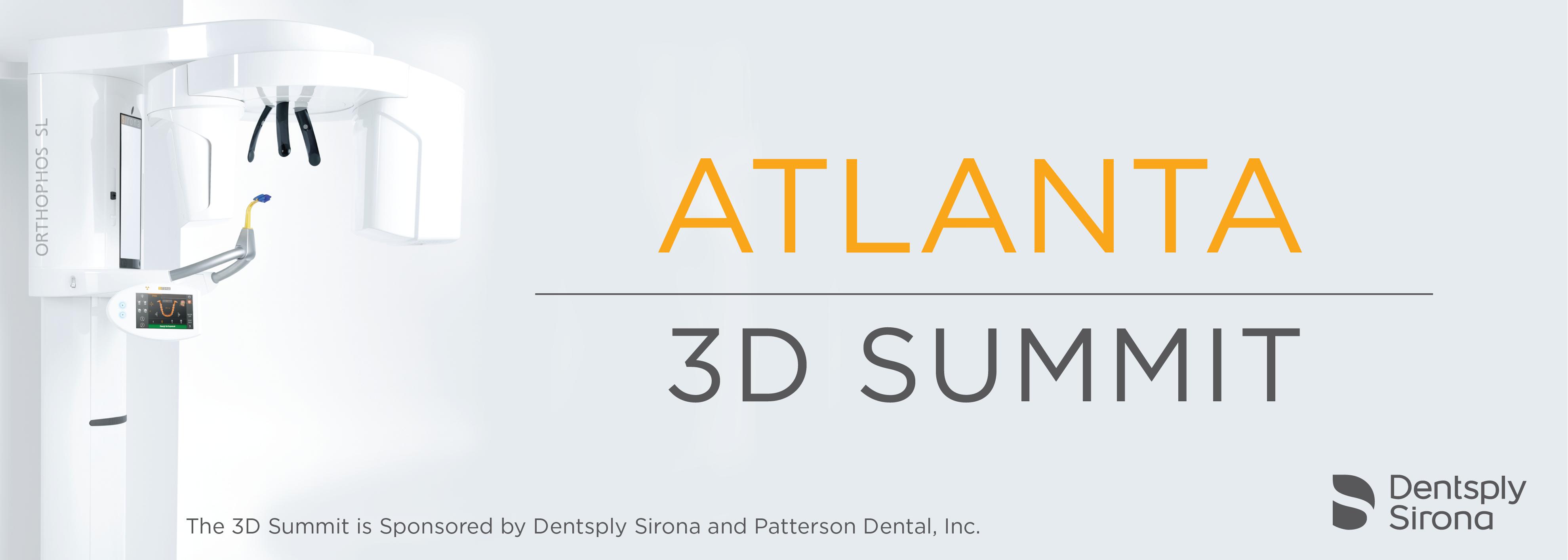 Atlanta 3D Summit