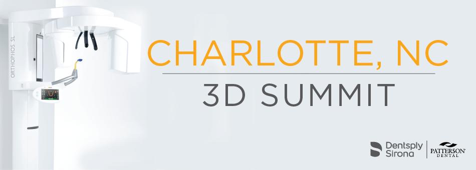 Charlotte 3D Summit